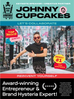 Johnny Cupcakes PDF by Johnny Cupcakes