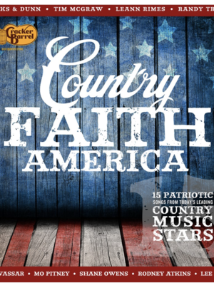 Cracker Barrel Country Faith America by Keni Thomas