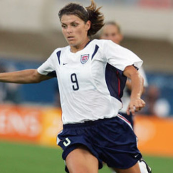 Mia Hamm, Sports, Motivational Women