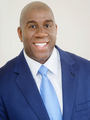 Earvin 'Magic' Johnson, Famous, Opening Assembly & Commencement, Association, Entrepreneurs, Celebrity Agent