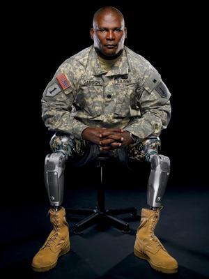 Col. Greg Gadson