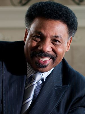 Tony Evans, Pro-Life, Fundraising, Men's Ministries, Evangelism & Outreach