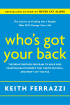 """Who's Got Your Back"" Cover by Keith Ferrazzi"