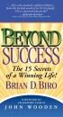 Beyond Success CD by Brian Biro