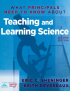 What Principal's Need to Know About Teaching and Learning Science by Eric Sheninger