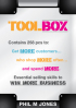 Toolbox: Essential selling skills to win more business by Phil M. Jones