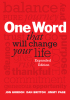 One Word That Will Change Your Life by Dan Britton
