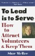 To Lead is to Serve by Shar McBee
