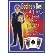 Bodines Best: Card Tricks to Fool Your Friends by Bodine Balasco