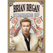 Brian Regan: Standing Up DVD Cover by Brian Regan