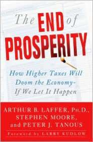 Book: The End of Prosperity by Steve Moore