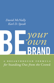 Be Your Own Brand by David McNally