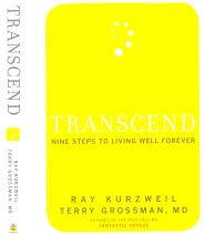 Transcend Front cover by Dr. Terry Grossman