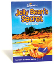 Jelly Bean's Secret by Molly Carlile