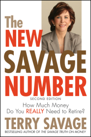 The New Savage Number by Terry Savage