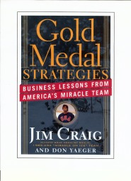 Gold Metal Strategies Cover by Jim Craig