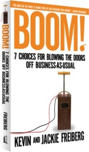 Boom! by Dr. Kevin Freiberg