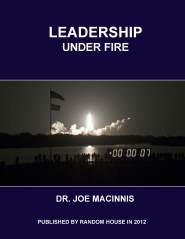 Leadership Under Fire by Joseph MacInnis