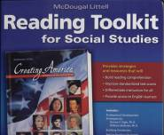 Reading Toolkit by Bill McBride