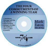 The Four Commitments CD by Mark Eaton