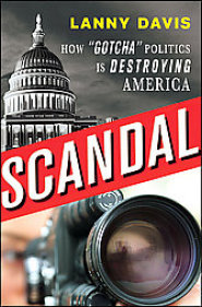 Scandal by Lanny Davis