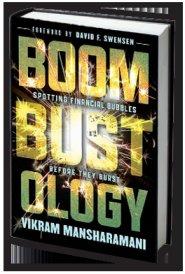 Boombustology by Vikram Mansharamani
