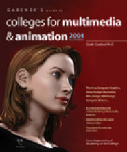 Gardner's Guide to Colleges fro multimedia and animation by GA Gardner, Ph.D.