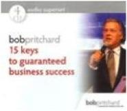 Audio Book: 15 Keys To Success by Bob Pritchard