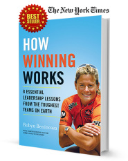 How Winning Works by Robyn Benincasa
