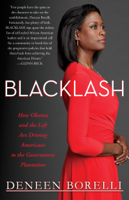BackLash by Deneen Borelli