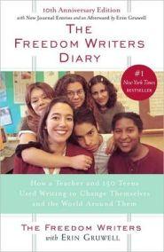 The Freedom Writer by Darrius Garrett
