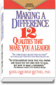 Making a Difference by Sheila Murray Bethel, Ph.D.