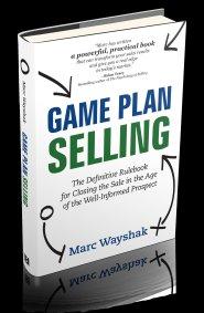 Game Plan Selling by Marc Wayshak