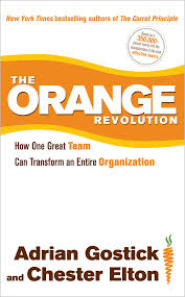 The Orange Revolution: How One Great Team Can Change An Entire Organization by Adrian Gostick
