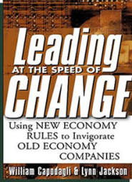 Leading at the Speed of Change by Bill Capodagli