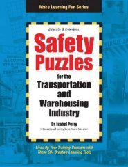 Safety Puzzle for The Transportation and Warehousing Industry  by Dr. Isabel Perry