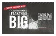 I've Got The Power To Lead and Think Big by Pegine Echevarria
