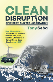 Clean Disruption by Tony Seba