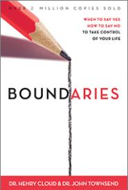 Boundaries (a NYT best-seller) by John Townsend