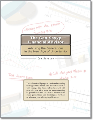 The Gen-Savvy Financial Advisor by Cam Marston