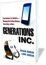 Generations INC. by Larry Johnson
