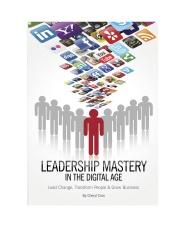 Leadership Mastery in the Digital Age by Cheryl Cran