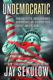 Undemocratic: https://bulkbooks.com/products/undemocratic-rogue-reckless-and-renegade-how-the-government-is-stealing-democracy-one-agency-at-a-time by Jay Sekulow