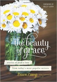 The Beauty of Grace: Stories of God's Love from Today's Most Popular Writers  by Jessica Turner