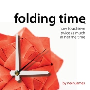 Folding Time by Neen James