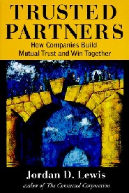 Trusted Partners by Dr. Jordan Lewis