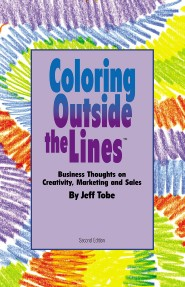 Coloring Outside the Lines by Jeff Tobe