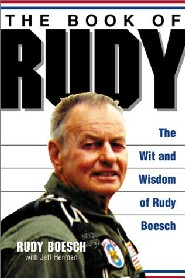 The Book of Rudy by Rudy Boesch