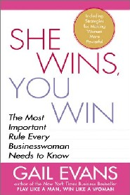 She Wins, You Win by Gail Evans