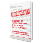 Non Negotionable by Sam Silverstein